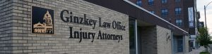 Exterior photo of Ginzkey Law Office